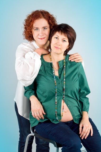 Фотосессия беременной женщины в Ростове-на-Дону